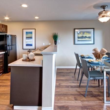 Luxurious Kitchen | Renton Luxury Apartments | Montclair Heights 5
