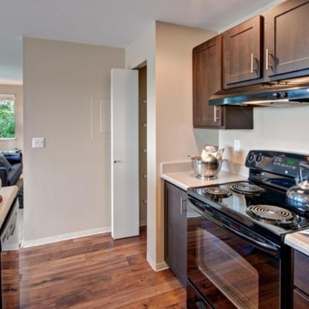 Luxurious Kitchen | Renton Luxury Apartments | Montclair Heights 7