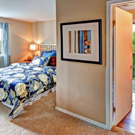 Vast Master Bedroom | 2 Bedroom Apartments Renton WA | Montclair Heights