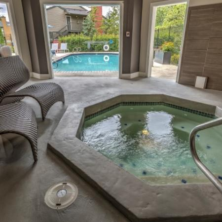 Resort Style Pool | Luxury Apartments Renton WA | Montclair Heights 2