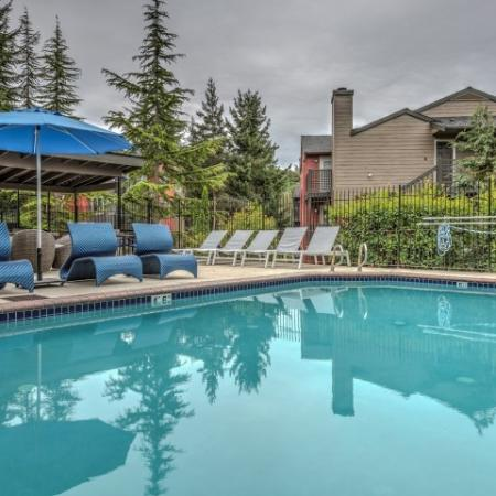 Swimming Pool | Renton Luxury Apartments | Montclair Heights 2