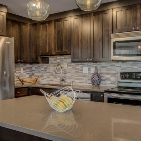 Elegant Kitchen | Luxury Apartments Renton WA | Montclair Heights