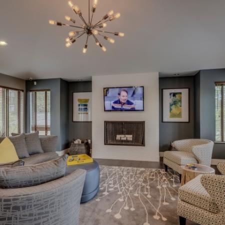 Elegant Living Room | 2 Bedroom Apartments Renton WA | Montclair Heights