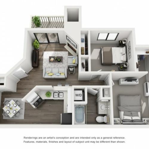 Vista at Trappers Glen Apartments