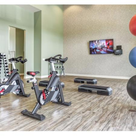 Cutting Edge Fitness Center | Apartments Homes for rent in Irmo, SC | Atlantic at Parkridge Apartments