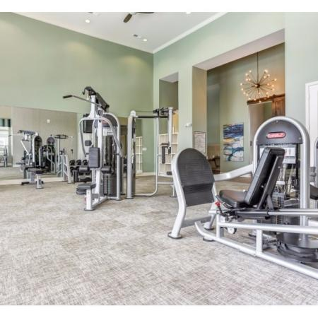 State-of-the-Art Fitness Center | Apartment Homes in Irmo, SC | Atlantic at Parkridge Apartments