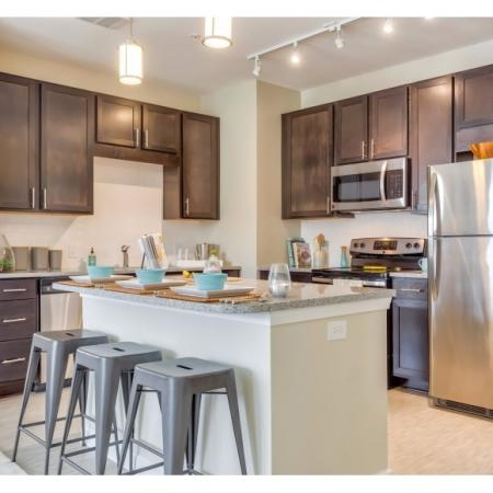 Modern Kitchen | Irmo SC Apartment For Rent | Atlantic at Parkridge Apartments