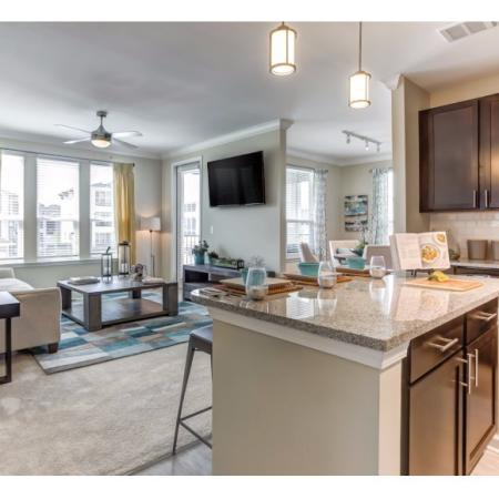State-of-the-Art Kitchen | Irmo SC Apartment Homes | Atlantic at Parkridge Apartments