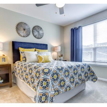 Spacious Bedroom | Irmo SC Apartment Homes | Atlantic at Parkridge Apartments