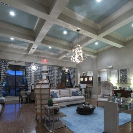 Elegant Community Club House | Prattville AL Luxury Apartments | Meadows at HomePlace