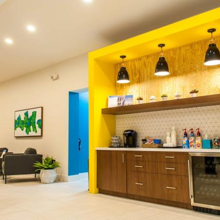 Resident Coffee Bar | Apartments in Scottsdale, AZ | The Glen at Old Town Apartments