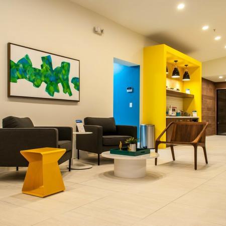Elegant Community Club House | Scottsdale AZ Apartments | Visconti at Camelback Apartments