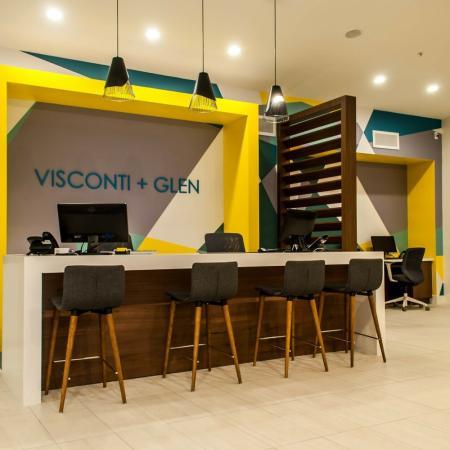 Spacious Resident Club House | Apartment in Scottsdale, AZ | Visconti at Camelback Apartments