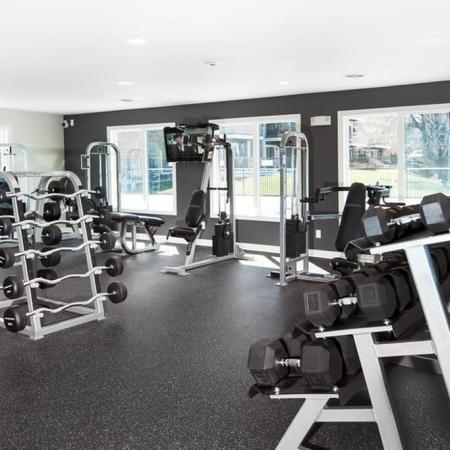 Cutting Edge Fitness Center | Pet Friendly Apartments In Lakewood CO | Waterfront