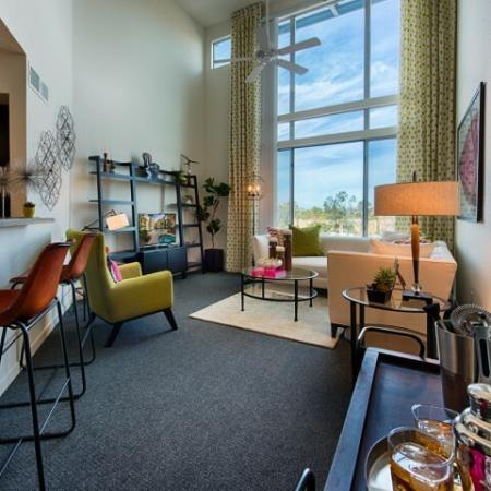 Elegant Living Room | Tempe Apartments | Tempe Metro