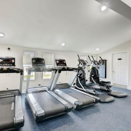 Resident Fitness Center | Apartments Westminster, CO | Park Place at 92nd Apartments