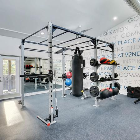 State-of-the-Art Fitness Center | Apartment Homes in Westminster, CO | Park Place at 92nd Apartments