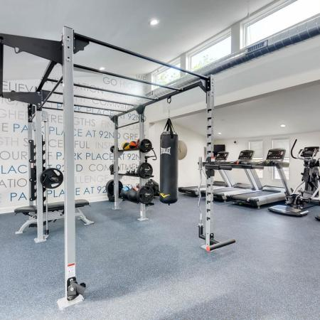 Cutting Edge Fitness Center | Apartments Homes for rent in Westminster, CO | Park Place at 92nd Apartments