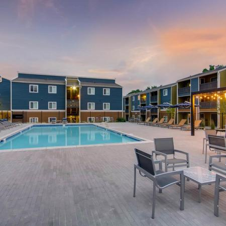Resort Style Pool | Apartments in Westminster, CO | Park Place at 92nd Apartments