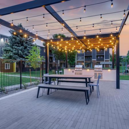Community BBQ Grills | Westminster CO Apartment For Rent | Park Place at 92nd Apartments