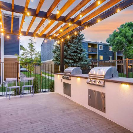 Resident BBQ | Apartments in Westminster, CO | Park Place at 92nd Apartments