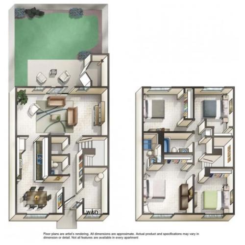 Maile Floor Plan