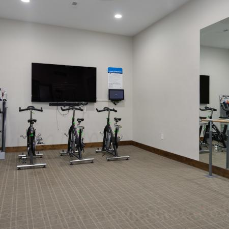 Resident Fitness Center | Apartments West Valley City, UT | Sandalwood Apartments