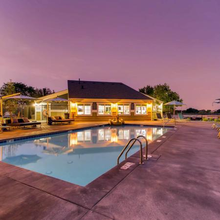 Resort Style Pool | Apartments in Lakewood, CO | Waterfront Apartments