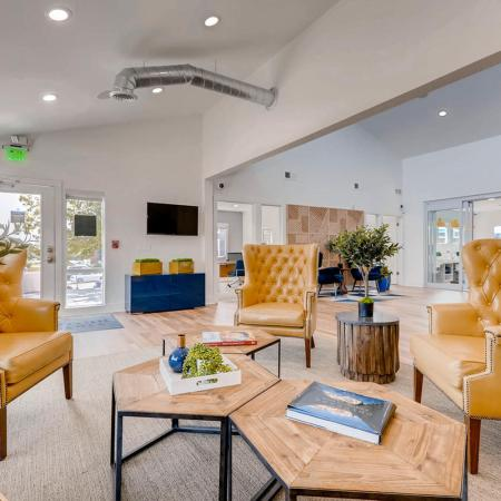 Elegant Community Club House | Lakewood CO Apartments | Waterfront Apartments