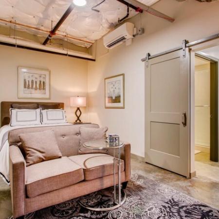 Spacious Bedroom | Tacoma  WA Apartment Homes | VUE25 Apartments
