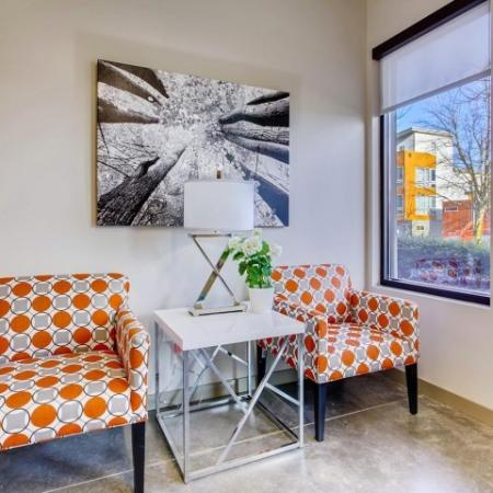 Spacious Living Area | Apartments Homes for rent in Tacoma , WA | VUE25 Apartments