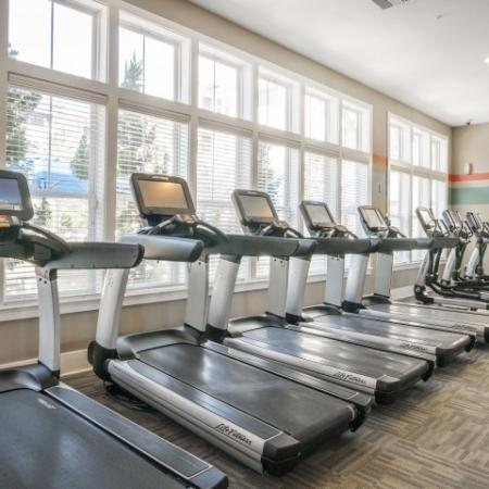Azure Apartments - Fitness Center