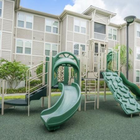 Azure Apartments - Playground