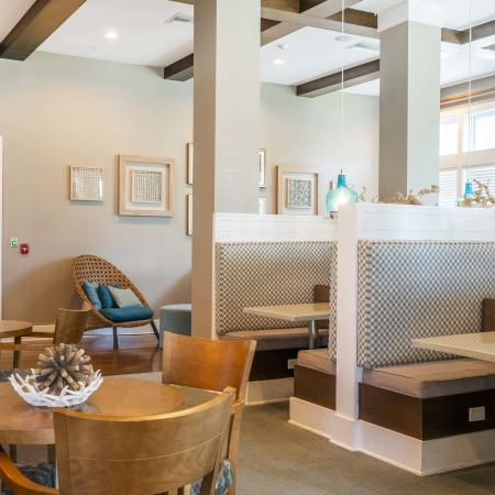 Azure Apartments - Clubhouse