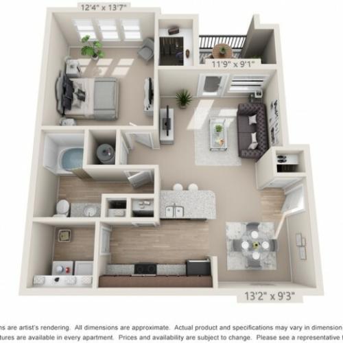 Sullivan Floorplan