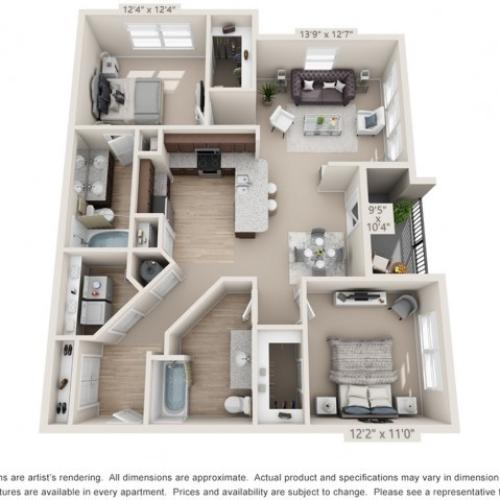 Murray Floorplan