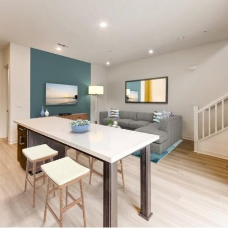 Modern Kitchen | San Marcos Apartments | Anden
