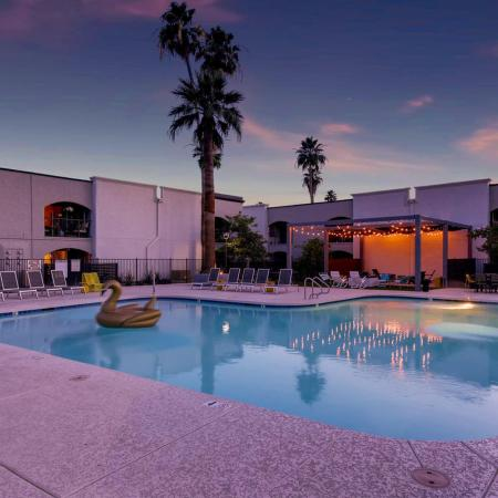 Visconti at Camelback|Exterior Pool