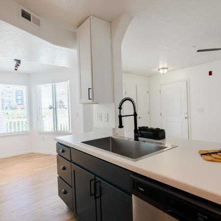 Copperwood|Model View from Kitchen