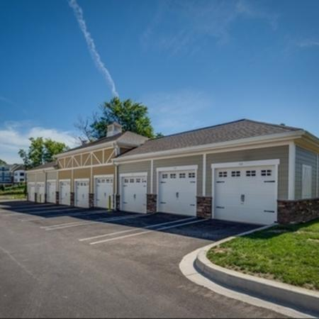Resident Covered Parking   frederick md rentals   Prospect Hall