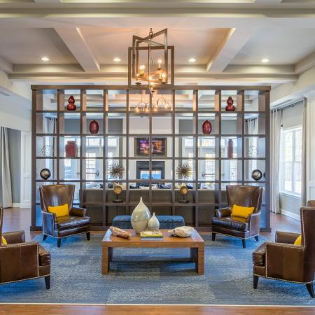 Ornate Club House   apartments for rent in frederick maryland   Prospect Hall
