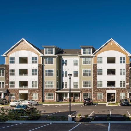 apts In frederick md   Prospect Hall 1