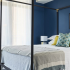 Elegant Bedroom | The Rixey | Student Apartments In Arlington VA