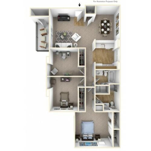 Center Pointe Apartments