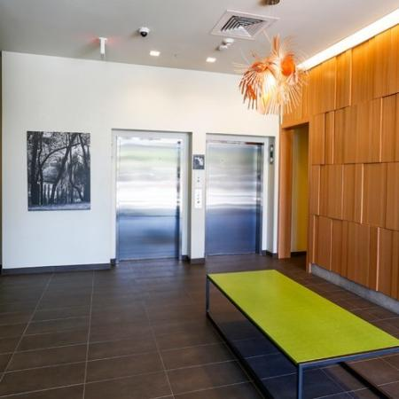 225 Centre Lobby