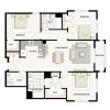 3 Bedroom Type 15