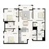 3 Bedroom Type 01