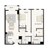 2 Bedroom Type 08