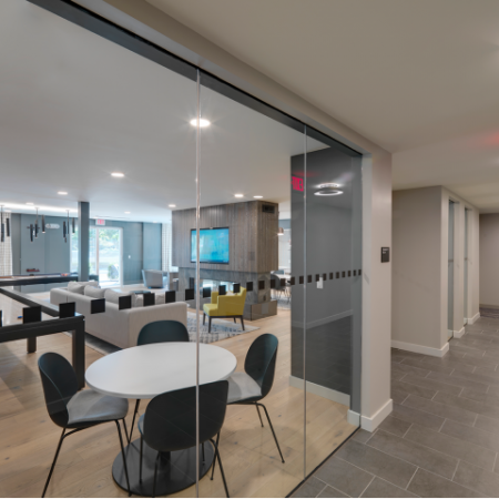 Resident Club House | West Roxbury Apartments