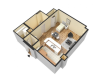 Sample Studio Apartment